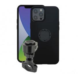 Tigra FitClic MountCase 2 Motorrad-Kit iPhone 12 Pro Max