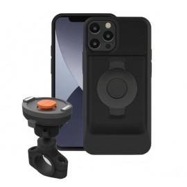 Tigra FitClic Neo Motorrad-Kit iPhone 12 / 12 Pro