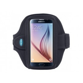 Tune Belt Sport armband Galaxy Note 5 zwart