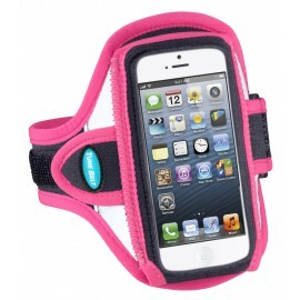 Tune Belt Sportarmband AB87RP iPhone 5(S)/5C/SE Pink