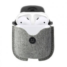 Twelve South AirSnap AirPods grau