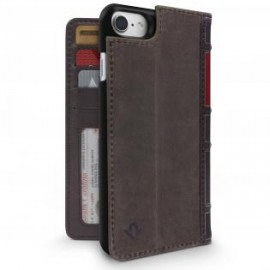 Twelve South BookBook iPhone 7 Braun