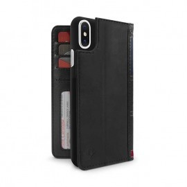 Twelve South BookBook iPhone X / XS Schwarz