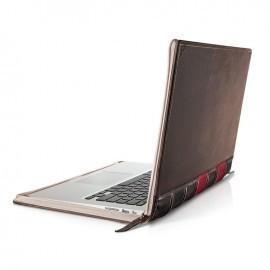 """Twelve South BookBook MacBook Pro13,3"""" bruin/rood"""