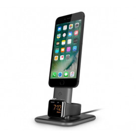 Twelve South HiRise Duet Dual Halterung und Ladestation iPhone und Apple Watch