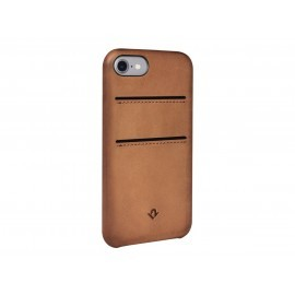 Twelve South Relaxed Leather pockets iPhone 7 / 8 cognac