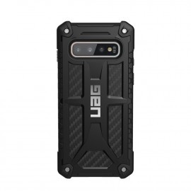 UAG Monarch Samsung Galaxy S10 Carbon schwarz