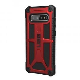 UAG Monarch Samsung Galaxy S10 Plus Carbon schwarz