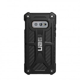 UAG Monarch Samsung Galaxy S10E Carbon schwarz