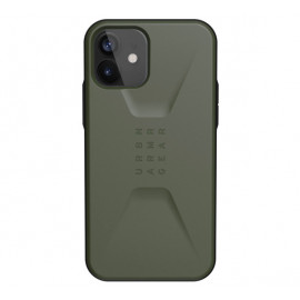 UAG Civilian stoßfeste Hülle iPhone 12 / iPhone 12 Pro olivgrün