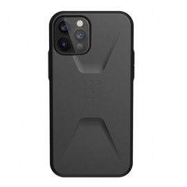 UAG Civilian stoßfeste Hülle iPhone 12 / iPhone Pro schwarz