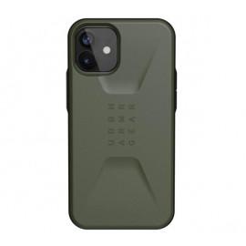 UAG Civilian stoßfeste Hülle iPhone 12 Mini olivgrün