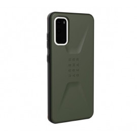 UAG Hard Case Civilian Galaxy S20 olivgrün