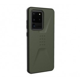 UAG Hard Case Civilian Galaxy S20 Ultra olivgrün