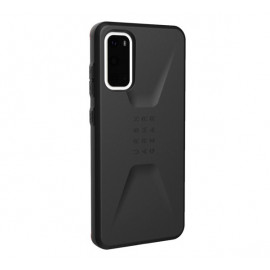 UAG Hard Case Civilian Galaxy S20 schwarz