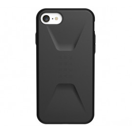 UAG Hard Case Civilian iPhone 7 / 8 / SE 2020 schwarz