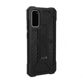 UAG Hard Case Monarch Galaxy S20 carbon schwarz