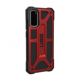 UAG Hard Case Monarch Galaxy S20 crimson rot