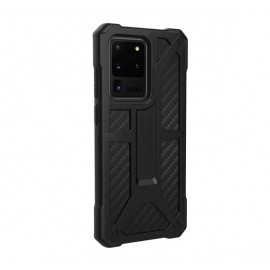 UAG Hard Case Monarch Galaxy S20 Ultra carbon fiber schwarz