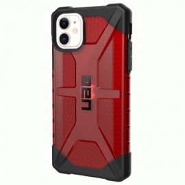 UAG Hard Case Plasma iPhone 11 Rot