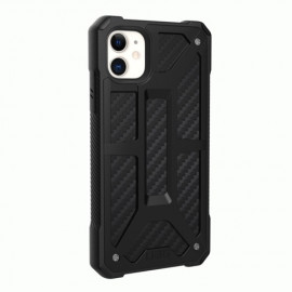UAG Hardcase Monarch iPhone 11 carbon schwarz