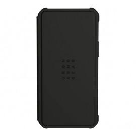 UAG Metropolis Folio Case iPhone 12 Pro Max Schwarz