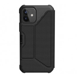 UAG Metropolis Kevlar stoßfeste Hülle iPhone 12 / iPhone 12 Pro schwarz