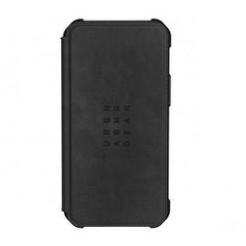 UAG Metropolis Leder stoßfeste Hülle iPhone 12 Mini schwarz