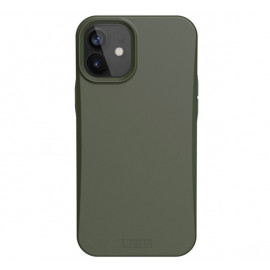 UAG Outback stoßfeste Hülle iPhone 12 Mini olivgrün