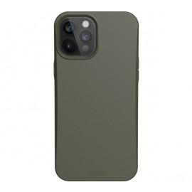 UAG Outback stoßfeste Hülle iPhone 12 Pro Max olivgrün
