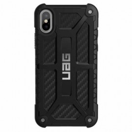 Urban Armor Gear iPhone X / XS Monarch Schwarz