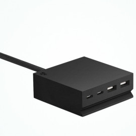 usbepower HIDE Mini+ 27W 4-in-1 Tischladestation schwarz