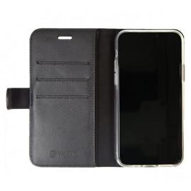 Valenta Booklet Classic Luxe iPhone 11 Pro Schwarz