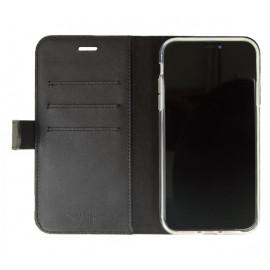 Valenta Booklet Classic Luxe iPhone 11 Schwarz