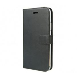 Valenta Booklet Leather Gel Skin iPhone 11 Pro Max Schwarz