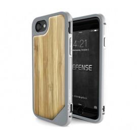 X-doria Defense Lux Cover iPhone 7/8/SE 2020 bamboo