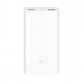 Xiaomi 20000mAh Quick Charge 3.0 Powerbank 2 - Dual USB - weiß