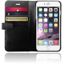 XtremeMac X-Wallet Leder Case iPhone 6(S) schwarz