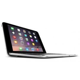 ClamCase Pro voor iPad mini 1/2/3 zilver