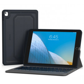 ZAGG Rugged Messenger Tastatur QWERTY iPad 10.2 (2019/2020) Schwarz